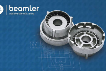 Beamler bringt die additive Fertigung in die Industrie