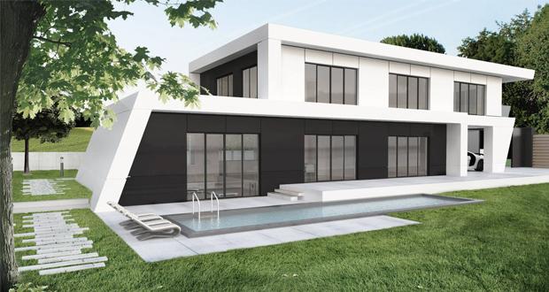 Junges Tech-Startup Cazza Construction baut Häuser per 3D-Druck