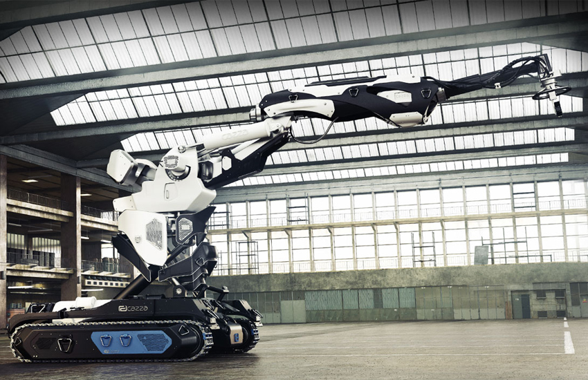 Revolutioniert der Roboter Cazza X1 den Bau?