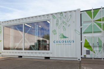 Start-Up des Monats: Colossus und ihr transportabler FGF-Großformat-3D-Drucker