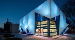 EU Rat für 6 Monate in 3D-gedrucktem Gebäude