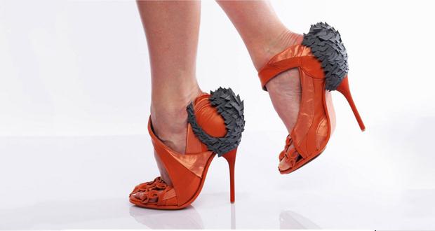 einzigartige high heels von katrien herdewyn per 3d druck. Black Bedroom Furniture Sets. Home Design Ideas