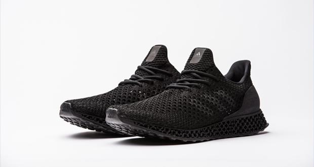 Adidas verkauft limitierte Sneaker aus dem 3D Drucker