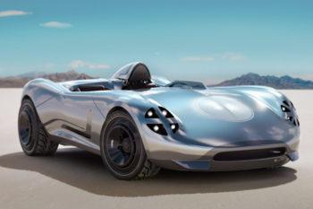 Hackrod erstellt Custom-Fahrzeuge mit 3D-gedrucktem Fahrgestell