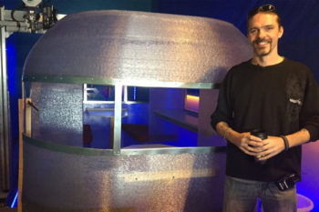 Das erste 3D-gedruckte Wohnmobil