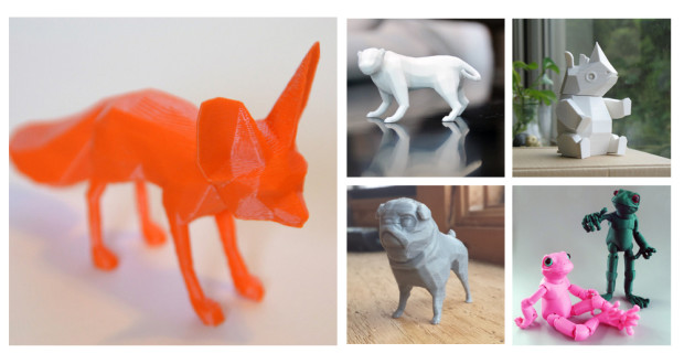 3D Druck In Der Natur ? Die Top 10 Tiere Aus Dem 3D Drucker