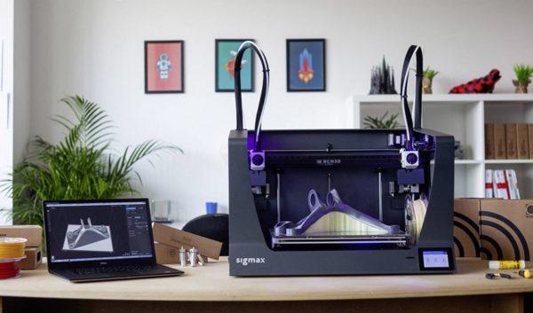 3Dnatives Labor: Der 3D-Drucker Sigmax R19 von BCN3D im Test