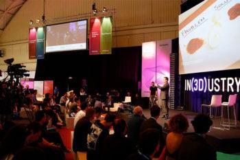 IN(3D)USTRY From Needs to Solutions-Das Treffen der 3D-Druck-Branche