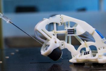 3D-gedruckter Medizinroboter zur Tumorbehandlung
