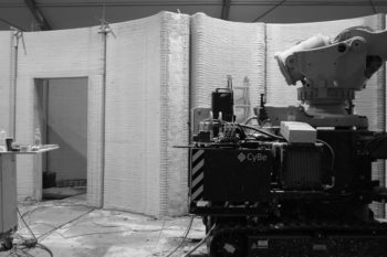 3D-Druck von Beton, eine nachhaltigere Bauweise?