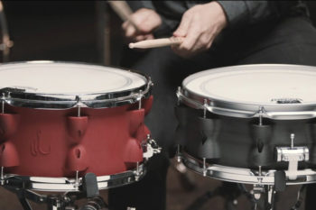Panic! At The Disco druckt eine kleine Trommel in 3D für einen klareren Sound