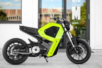 Falectra: Funktionsfähiger Prototyp eines Elektromotorrads dank 3D-Druck