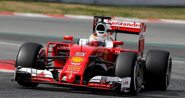 3D-Druck Ferrari