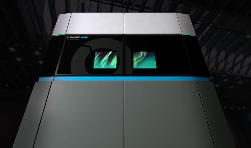 general electric pr sentiert seinen xxl 3d metalldrucker 3dnatives. Black Bedroom Furniture Sets. Home Design Ideas