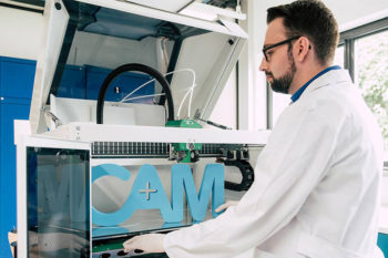3D-Druckzentrum am Universitätsklinikum Graz neu eröffnet - CAMed Projekt