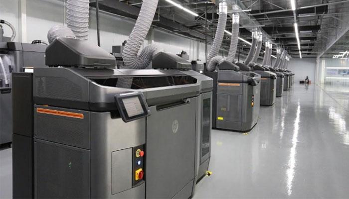 3D-Druckzentrum von HP
