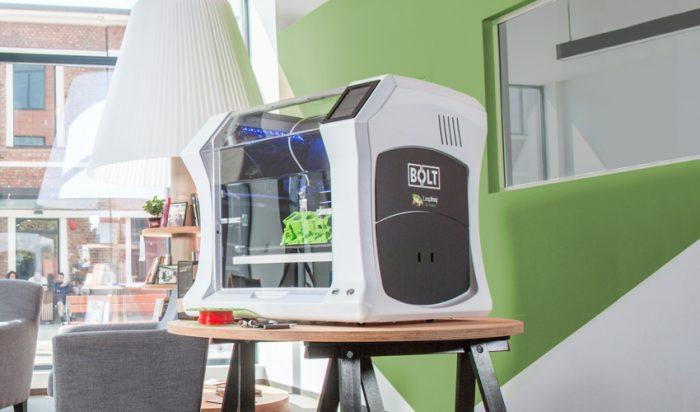 Doppelextruder 3D-Drucker