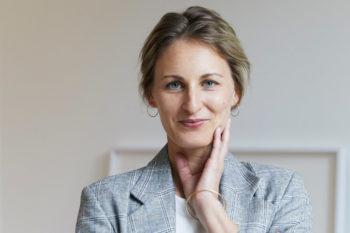 Was sind die Vorstellungen Marie Langers, der neuen Geschäftsführerin der EOS GmbH?