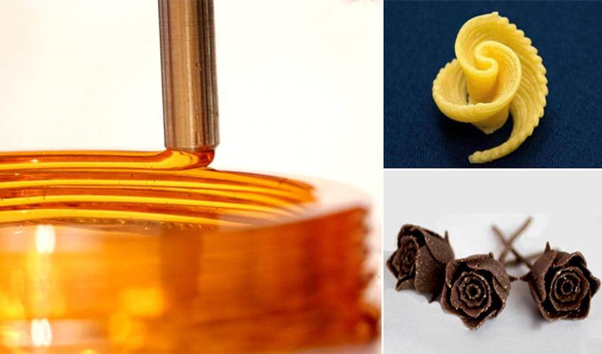 Die TOP 12 der verrücktesten Materialen für den 3D-Druck