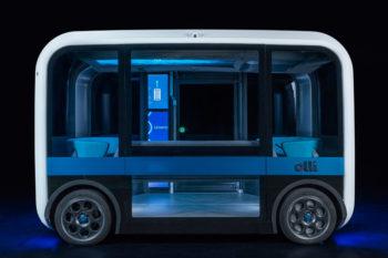 Olli 2.0 - Welche neuen Funktionen hat das 3D-gedruckte autonome Shuttle?
