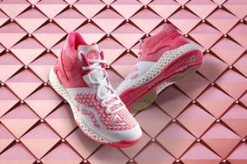 3D-gedruckte Schuhe für den Ballsport Volleyball