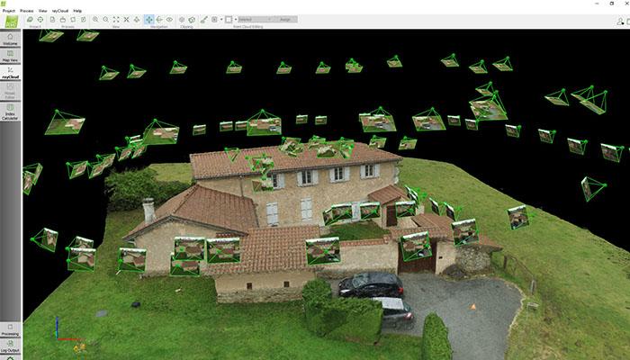 Photogrammetrie Software