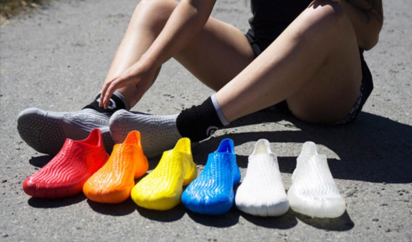 308a0d4a0e8f65 BioRunners-maßgeschneiderte Schuhe aus dem Drucker - 3Dnatives