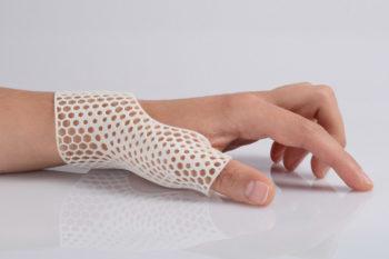 Shapeways wird in Zusammenarbeit mit EOS PA 11 für Anwendungen im medizinischen Bereich anbieten