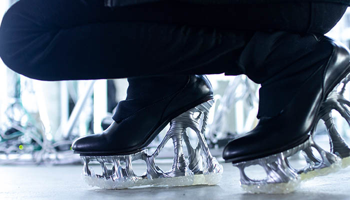 Schuhe mit 3D gedruckter Sohle aus Japan: 'Formless' 3Dnatives