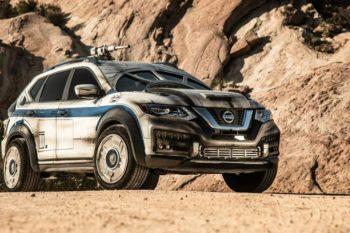 Nissan Nutzt 3D Druck Zur Herstellung Von Star Wars Auto