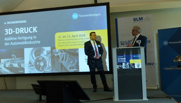 additive fertigung in der automobilbranche