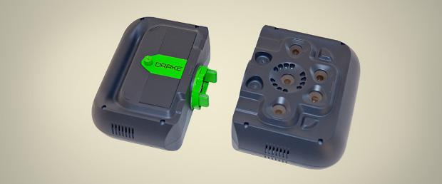 Drake 3D-Scanner