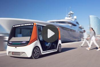 Top 5 Videos der Woche: MetroSnap ein elektrisches, autonomes Auto mit 3D-Druckteilen