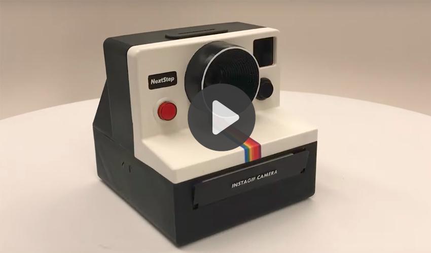 TOP5 Videos Der Woche: 3D Gedruckte Polaroidkamera, Individuelle  Schmuckstücke...   3Dnatives