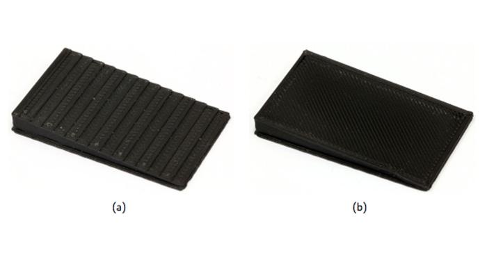 3D-Druck nicht-planerer Schichten