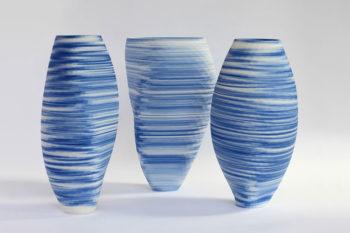 Oliver van Herpt druckt das Delfter Blau in 3D