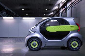 YoYo, das 3D-gedruckte Elektroauto für weniger als 8000€
