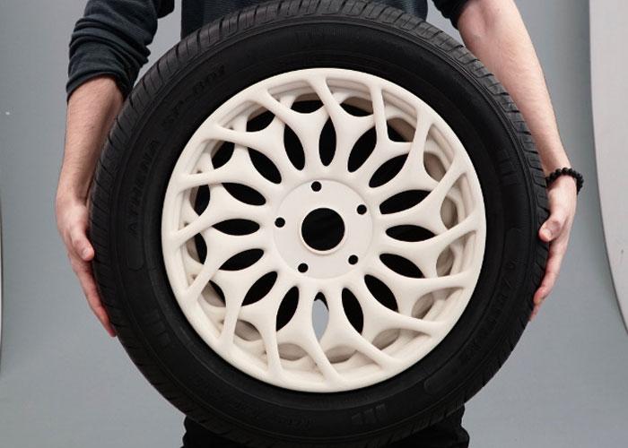 Bigrep 3D printed rim