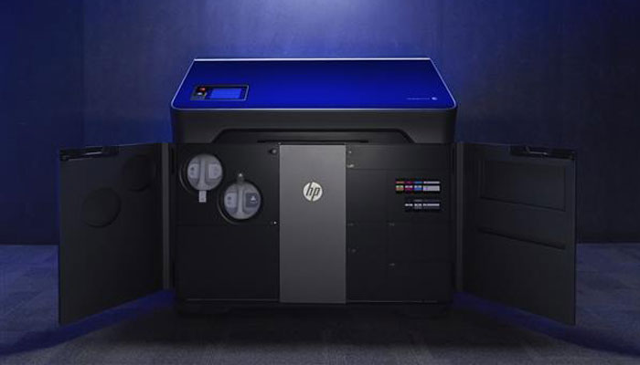 HP, GE Additive
