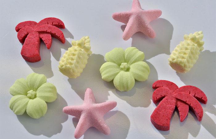 3D printed cocktails