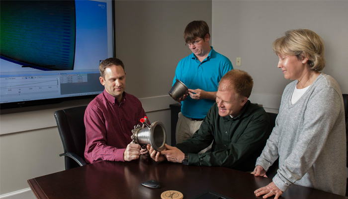 nasa additive manufacturing metal