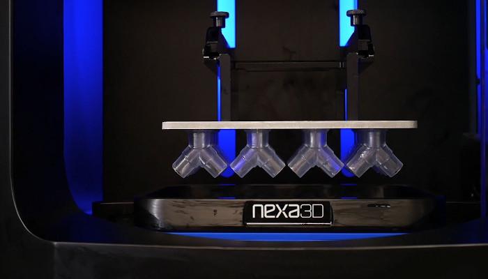 nexa3D and Henkel