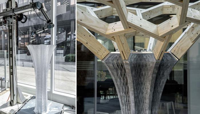 3D printed Future Tree