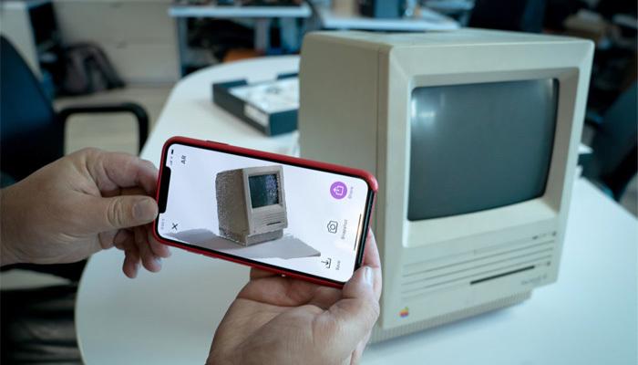 3D-Scanner-App