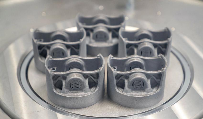 porsche additive manufacturing
