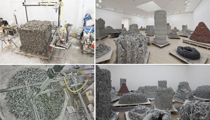 Factum Arte Cement Printing
