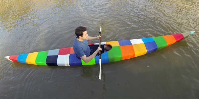 3D file 2020 kayak