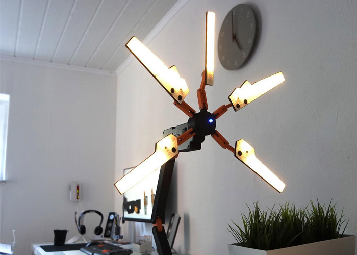 3D file 2020 lamp