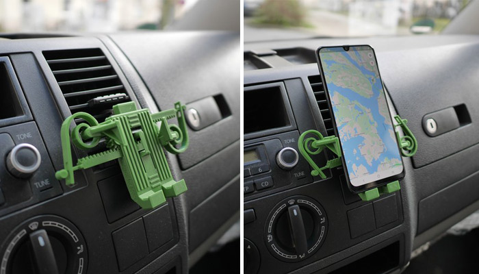 3D file 2020 phone holder