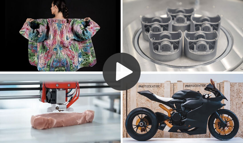 The Best 3D Printing Videos of 2020